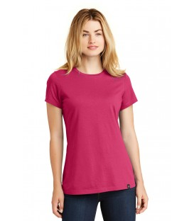 Ladies Stain-Release Roll Sleeve Twill Shirt
