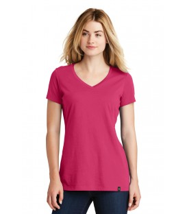Ladies Textured Camp Shirt
