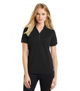 Ladies Ring Spun Pique Polo