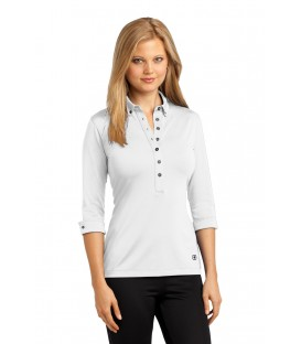 Ladies Core Blend Pique Polo