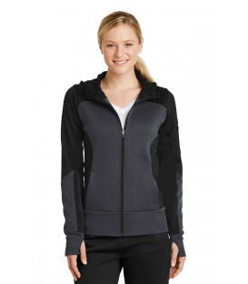 Black/ Graphite Heather/ Black - LST245 - Sport-Tek