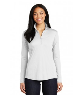 Ladies PosiCharge Competitor 1/4-Zip Pullover