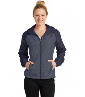 True Navy Heather/ True Navy - LST40 - Sport-Tek