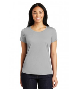 Ladies Colorblock PosiCharge Competitor Tee