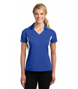 Ladies Heather-On-Heather Contender Scoop Neck Tee
