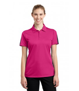 Ladies PosiCharge Competitor Cotton Touch Scoop Neck Tee
