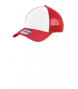 White/Scarlet Red - NE204 - New Era