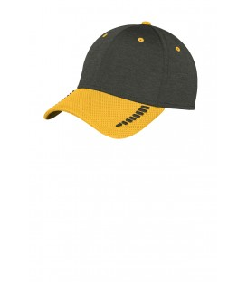 Gold/ Black Shadow Heather - NE704 - New Era