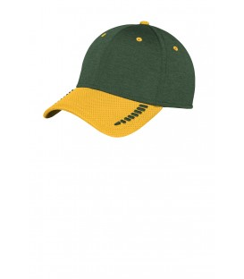 Gold/ Dark Green Shadow Heather - NE704 - New Era