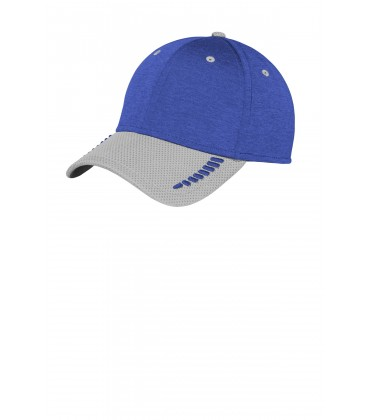 Grey/ Royal Shadow Heather - NE704 - New Era
