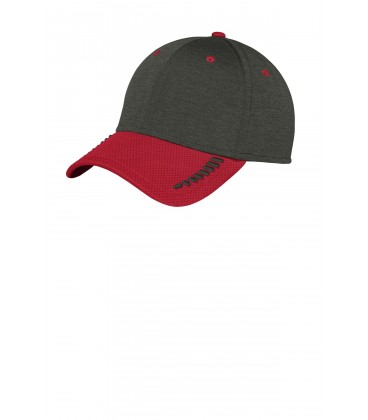 Scarlet/ Black Shadow Heather - NE704 - New Era