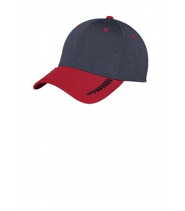 Scarlet/ Navy Shadow Heather - NE704 - New Era