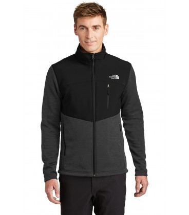 TNF Black Heather - NF0A3LH6 - The North Face