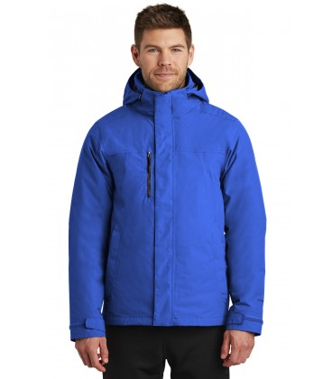 Monster Blue/ TNF Black - NF0A3VHR - The North Face