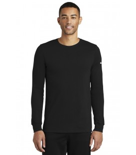 Dri-FIT Cotton/Poly Long Sleeve Tee