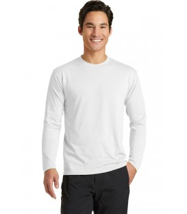 White - PC381LS - Port & Company