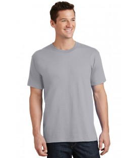 Core Cotton V-Neck Tee
