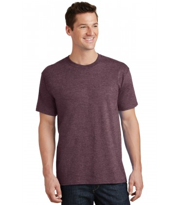 Heather Athletic Maroon - PC54 - Port & Company