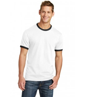 Core Cotton Ringer Tee