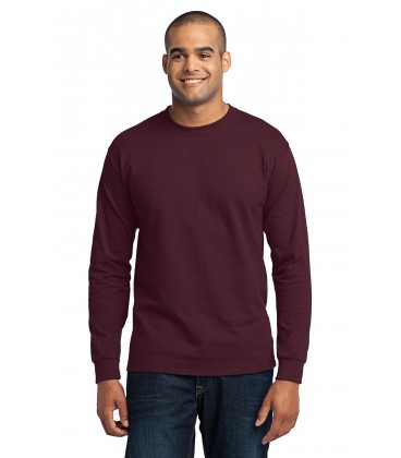 Athletic Maroon - PC55LST - Port & Company