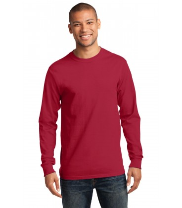 Red - PC61LST - Port & Company