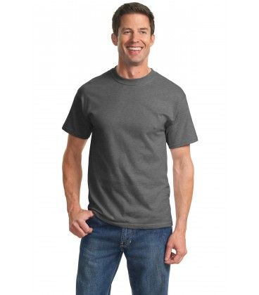 Dark Heather Grey - PC61T - Port & Company