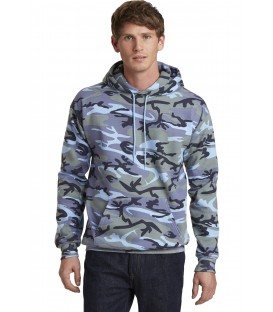 Woodland Blue Camo - PC78HC - Port & Company
