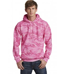 Pink Camo - PC78HC - Port & Company
