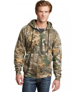 Realtree Full-Zip Hooded Sweatshirt