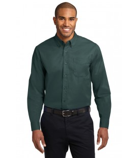 Extended Size Long Sleeve Easy Care Shirt