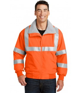 Safety Orange/ Reflective - SRJ754 - Port Authority
