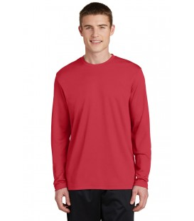 PosiCharge RacerMesh Long Sleeve Tee