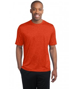 Deep Orange Heather - ST360 - Sport-Tek