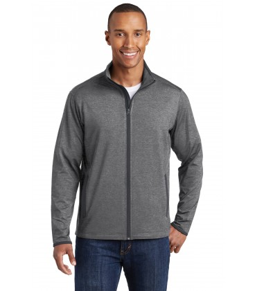Charcoal Grey Heather/ Charcoal Grey - ST853 - Sport-Tek