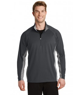 Charcoal Grey/ Charcoal Grey Heather - ST854 - Sport-Tek