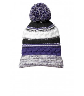 Purple/ Black/ White - STC21 - Sport-Tek
