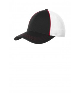 True Red/ Black/ White - STC29 - Sport-Tek