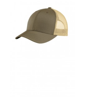 Chocolate Brown/ Khaki - STC39 - Sport-Tek
