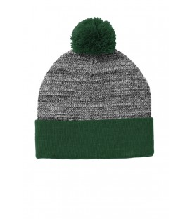 Forest Green/ Grey Heather - STC41 - Sport-Tek