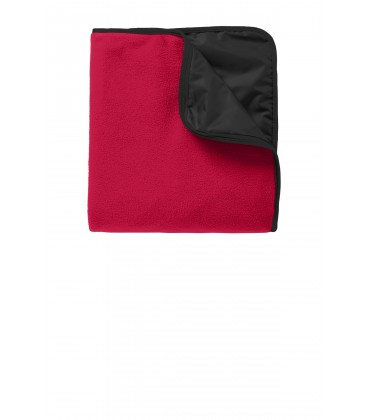 Rich Red/ Black - TB850 - Port Authority