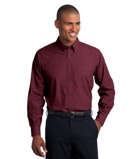 Tall Side Blocked Micropique Sport-Wick Polo