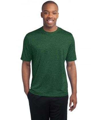 Forest Green Heather - TST360 - Sport-Tek