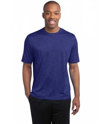 Cobalt Heather - TST360 - Sport-Tek