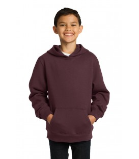 Youth PosiCharge Competitor Sleeve-Blocked Tee