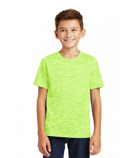 Youth PosiCharge Electric Heather Tee