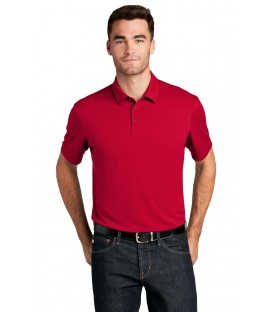 Industrial Pocket Pique Polo